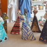 Atelier ceramique enfants chats