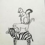 Dessins d'enfants animaux