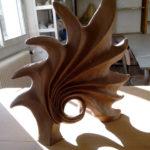 Sculpture coquillage