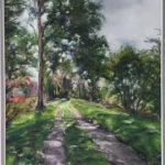 Atelier peinture paysage