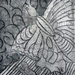 Gravure papillon
