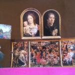 Collage paysage mental enfants