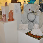 Expo sculpture Ateliers d'art de Concarneau 2021
