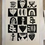 Expo ateliers d'art gravure 2021