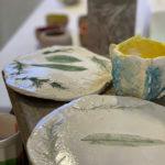 Expo Ateliers d'art 2021 ceramique adultes
