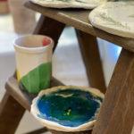 Expo Ateliers d'art 2021 ceramiques enfants