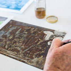Cours de gravure