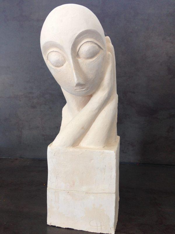 Sculpture Christine